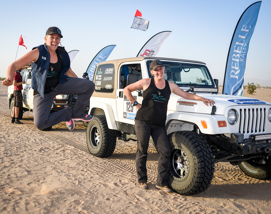 Vehicle Build: Kaleigh Hotchkiss's Rebelle-Winning Jeep TJ ... on